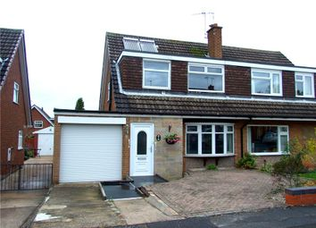 Thumbnail 3 bed semi-detached house for sale in Westhall Road, Mickleover, Derby