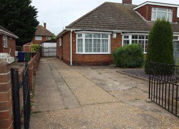 Thumbnail Semi-detached bungalow for sale in Halton Place, Cleethorpes, Ne Lincs. Dn 35
