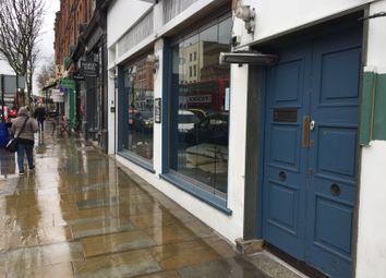 Thumbnail Restaurant/cafe to let in Upper Street, London