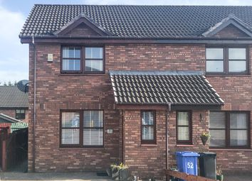 Thumbnail 2 bed terraced house for sale in Lochshot Place, Livingston