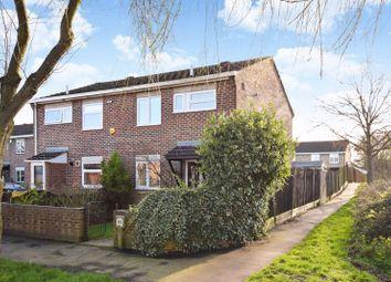 Thumbnail 3 bed semi-detached house to rent in Brandon Close, Kidlington
