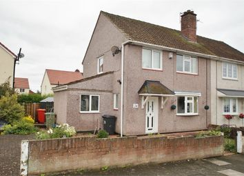 Thumbnail 3 bed semi-detached house for sale in Greengarth, Upperby, Carlisle