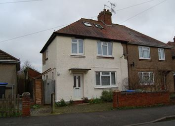 Thumbnail 3 bedroom semi-detached house for sale in Chaucer Way, The Headlands, Daventry