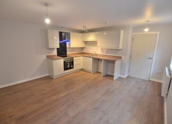 Thumbnail 2 bed flat to rent in Albert Terrace, Off High Street, Loughborough, Leicestershire