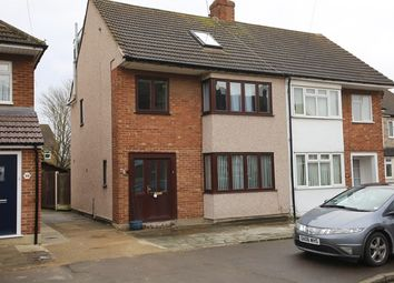 Thumbnail 4 bed semi-detached house for sale in Old Jenkins Close, Stanford-Le-Hope