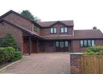 Thumbnail 5 bed detached house to rent in Rubbing Stone, Caldy, Wirral