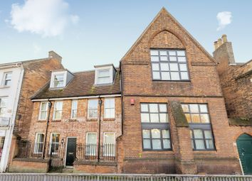 Thumbnail 2 bed flat for sale in Fisherton Street, Salisbury