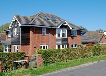Thumbnail 6 bedroom detached house for sale in Spring Road, Spring Road, Lymington