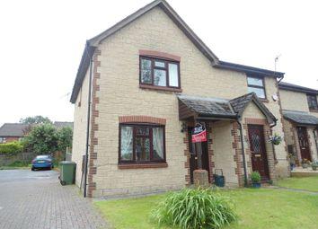 Thumbnail 3 bed semi-detached house for sale in Clos Llyswen, Penpedairheol, Hengoed
