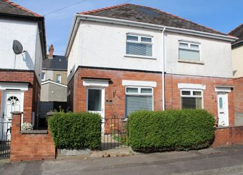 Thumbnail 3 bedroom semi-detached house to rent in Dunraven Crescent, Belfast