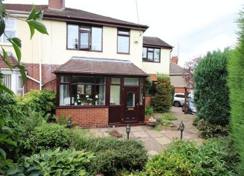 Thumbnail 4 bedroom semi-detached house for sale in Mornington Road, Sneyd Green, Stoke-On-Trent