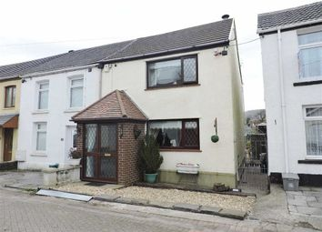 Thumbnail 3 bedroom end terrace house for sale in Orchard Street, Pontardawe, Swansea