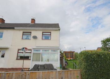 Thumbnail 3 bed terraced house for sale in Neville Road, Lemington, Newcastle Upon Tyne