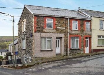 Thumbnail 2 bed flat for sale in Station Terrace, Bedlinog, Treharris