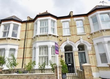 Thumbnail 5 bed terraced house for sale in Wroughton Road, London