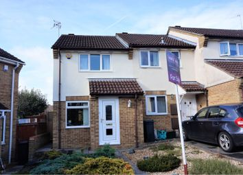 Thumbnail 2 bed end terrace house for sale in Brake Close, Kingswood