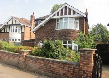 Thumbnail 3 bed detached house to rent in Hillside Avenue, Mapperley, Nottingham