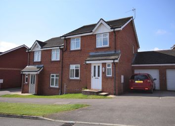 Thumbnail 3 bed semi-detached house for sale in Windermere Drive, Bridlington