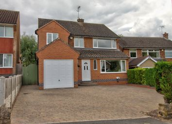 Thumbnail 4 bed detached house for sale in Summercourt Drive, Ravenshead, Nottingham