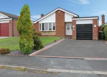 Thumbnail 3 bed detached bungalow for sale in Parkdene Close, Harwood, Bolton