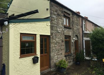 Thumbnail 2 bed end terrace house to rent in Rhonas Road, Clydach