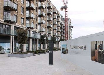 Thumbnail 2 bed flat to rent in Fulham Reach, Fulham, London