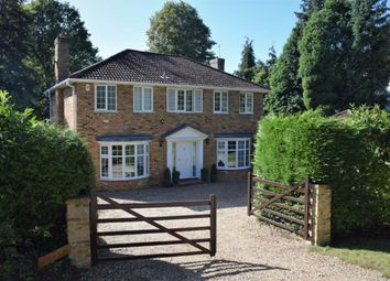 5 bed detached house for sale in Heathcote Road, Camberley GU15