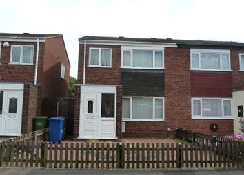 Thumbnail 3 bed semi-detached house to rent in Colbrook, Tamworth