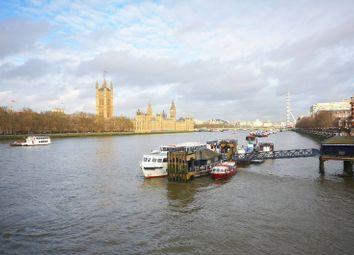 Thumbnail 1 bedroom flat to rent in Albert Embankment, Westminster