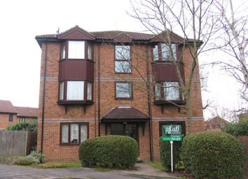 Thumbnail 1 bed flat to rent in Swaledale Gardens, Fleet