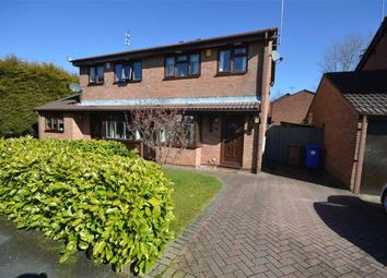 Thumbnail 3 bed semi-detached house for sale in Charminster Road, Meir Park, Stoke-On-Trent