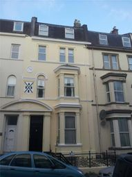 Thumbnail 1 bedroom flat for sale in Holyrood Place, Plymouth, Devon