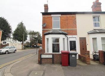 Thumbnail 3 bedroom terraced house to rent in Hilcot Road, Reading