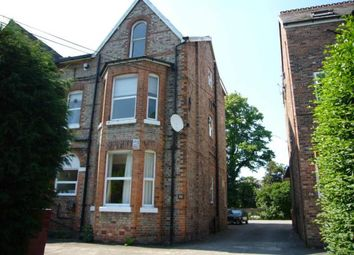 Thumbnail 1 bed flat to rent in Old Lansdowne Road, West Didsbury, Didsbury, Manchester