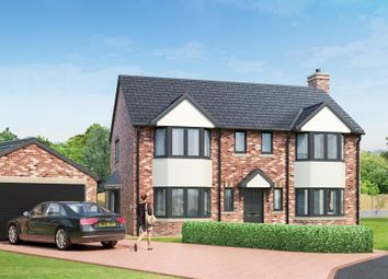 Thumbnail 4 bed detached house for sale in Plot 1, Coopers Court, Stalybridge