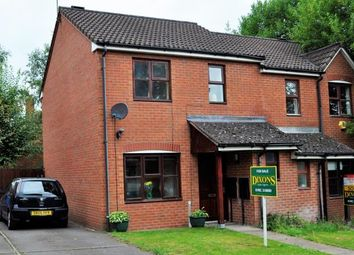 Thumbnail 3 bed semi-detached house for sale in Dingle Road, Wombourne, Wolverhampton, West Midlands