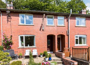 Thumbnail 3 bed terraced house for sale in Eaves Mount, Hebden Bridge