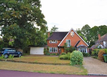Thumbnail 4 bed detached house for sale in Park Close, Walton-On-Thames