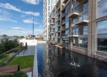Thumbnail 1 bed flat for sale in Lockside House, London, London