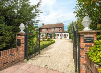 Thumbnail 4 bed detached house for sale in Redhill, Buckinghamshire