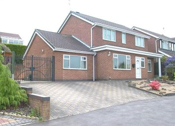 Thumbnail 4 bedroom detached house for sale in Thames Drive, Biddulph, Stoke-On-Trent