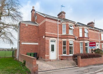 Thumbnail 4 bed end terrace house for sale in Wellington Road, St. Thomas, Exeter