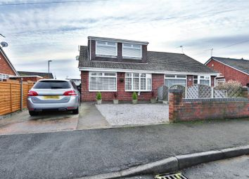 Thumbnail 4 bed bungalow for sale in Beech Close, Sproatley, Hull