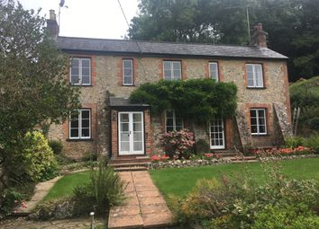 Thumbnail 3 bed detached house to rent in Dunscombe Lane, Salcombe Regis