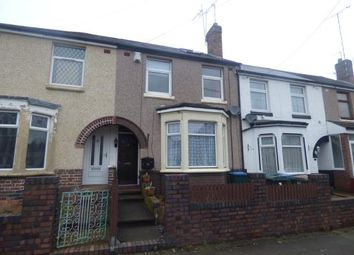 Thumbnail 4 bedroom terraced house for sale in Lavender Avenue, Coventry, West Midlands