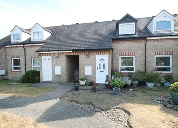Thumbnail 1 bed terraced house for sale in Columbyne Close, Stowupland, Stowmarket