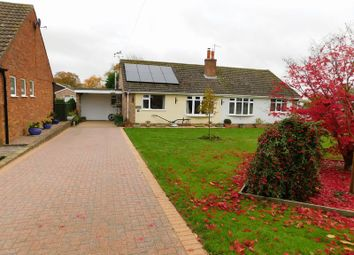 Thumbnail 2 bed semi-detached bungalow for sale in Malthouse Lane, Bradley, Stafford