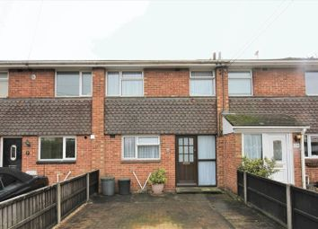 Thumbnail 2 bed terraced house for sale in Manor Road, Holbury, Southampton
