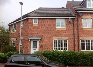 Thumbnail 3 bed semi-detached house to rent in 15 Godwin Way, Trent Vale