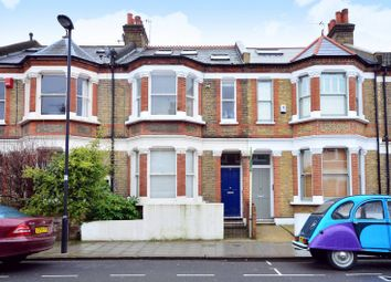 Thumbnail 2 bed flat to rent in Hubert Grove, Clapham North